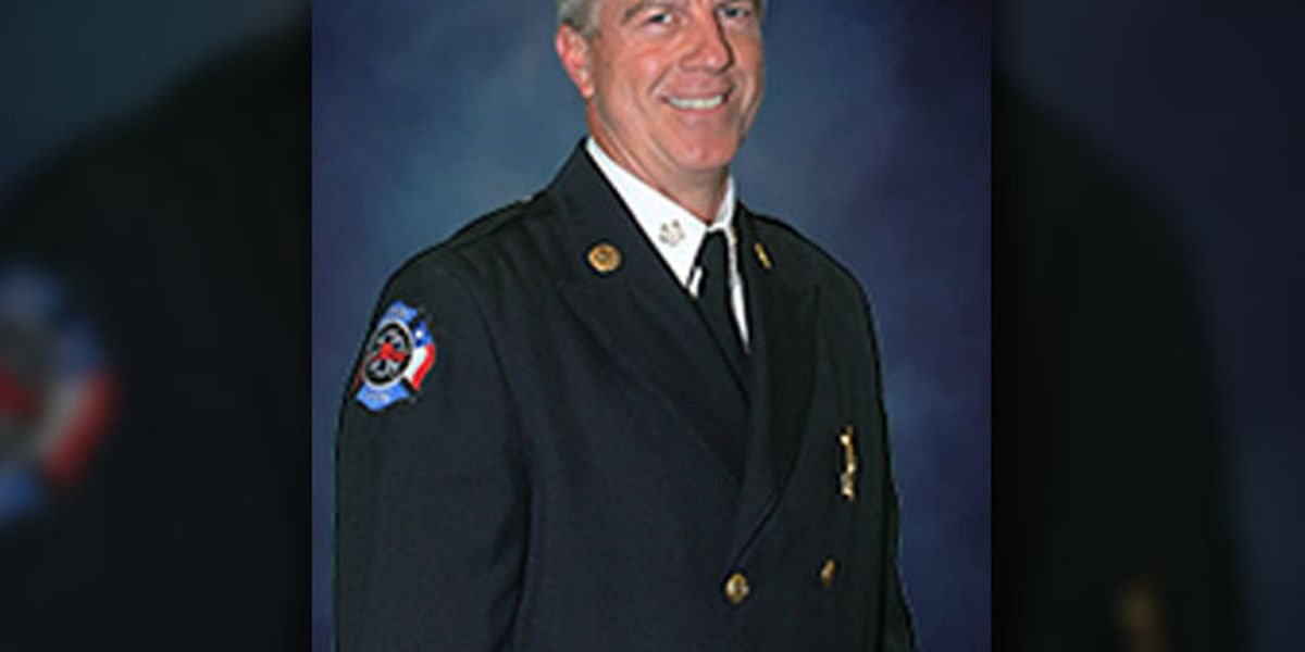 Lufkin fire chief steps down to battalion chief role