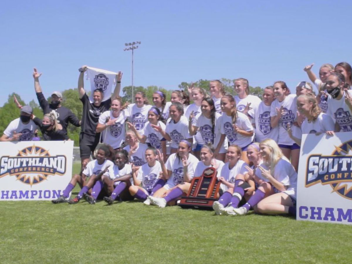 SFA Soccer picks up regular season Southland Championship