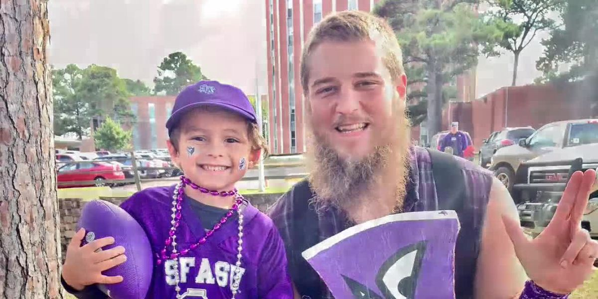 The Little Lumberjack holds a special place in the heart of SFA Football