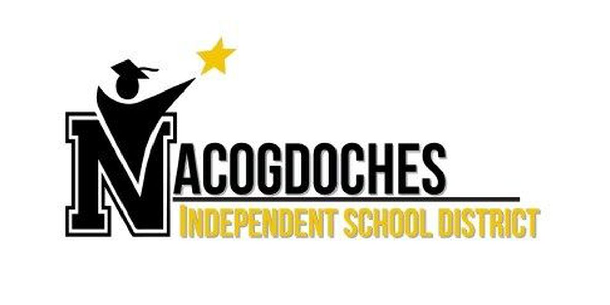 Nacogdoches ISD bus hit by car, no students on board