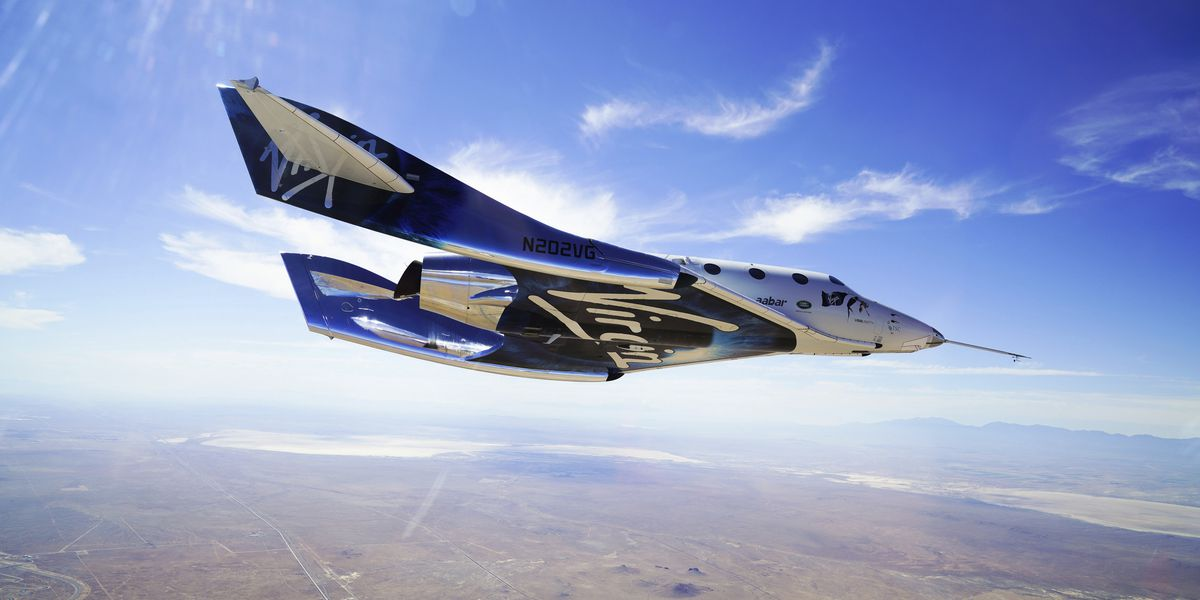 Virgin Galactic aims to reach space soon with tourism rocket