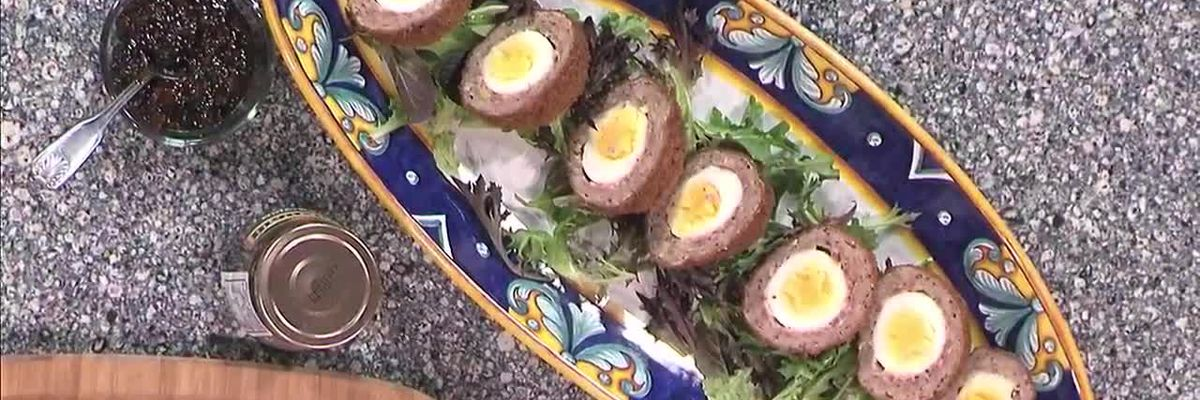 East Texas Kitchen: Scotch Eggs by Chef Simon Webster