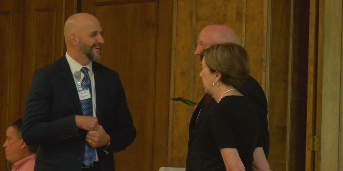 Lufkin says hello to new CHI market CEO