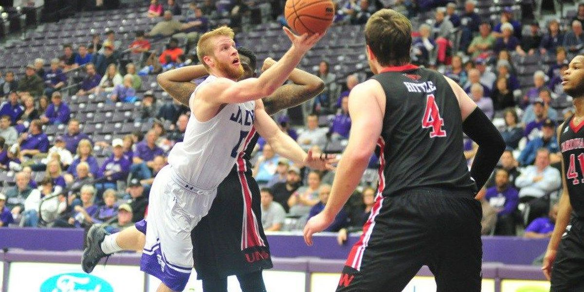 'Jacks Slam Incarnate Word, 84-46, to Remain Perfect in SLC Play