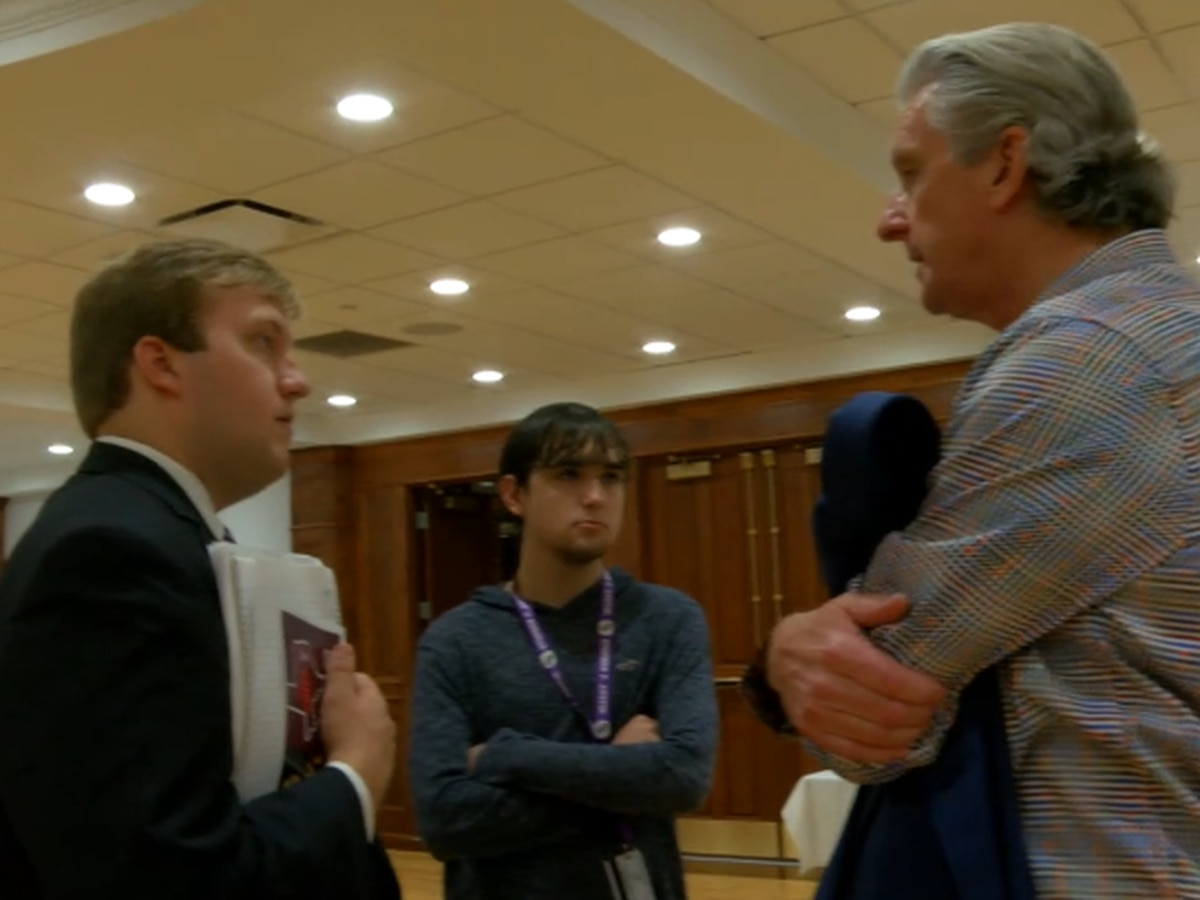 East Texas students engage with senatorial, congressional candidates during tour of colleges