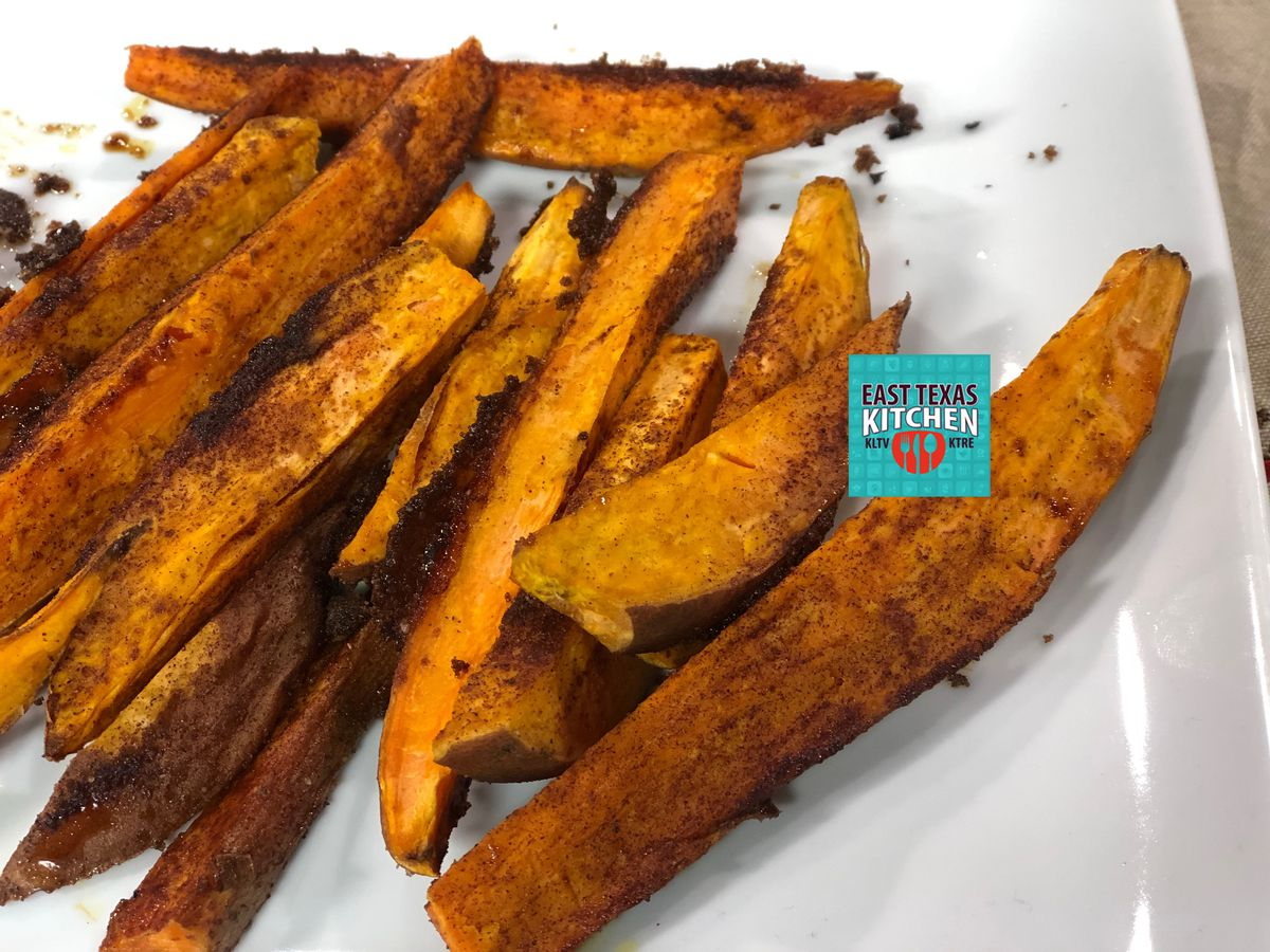 Cinnamon sweet potato logs by Mama Steph
