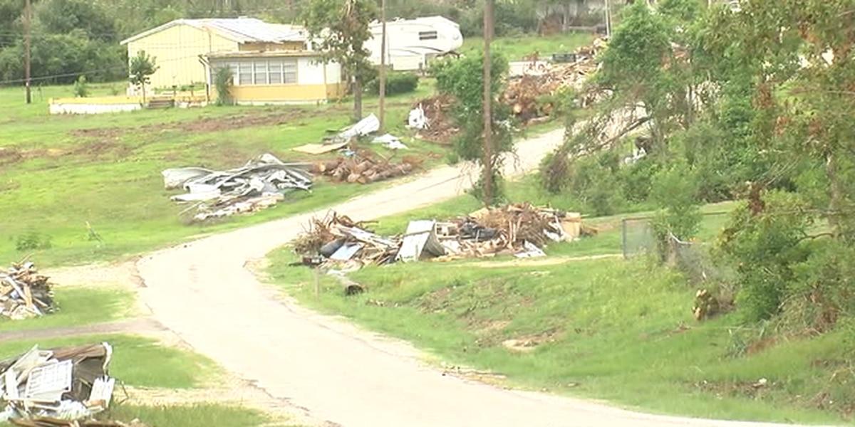 Neighborhood still rebuilding almost one year after EF-3 tornado tore through Polk County