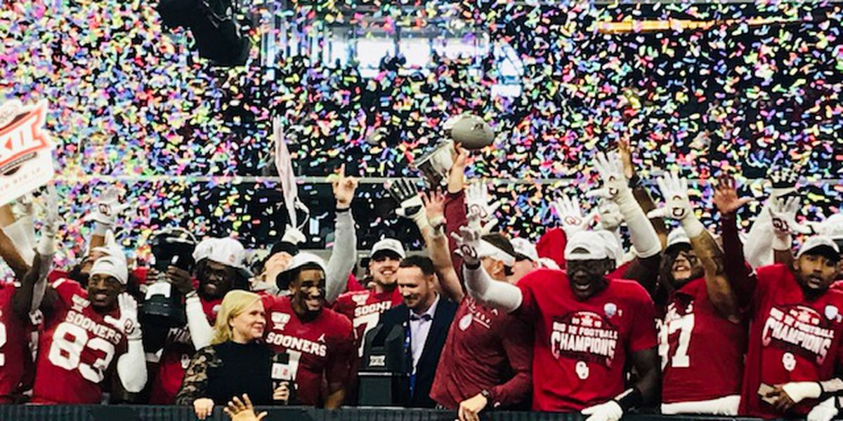 OU survives Big 12 title game, awaits CFP fate