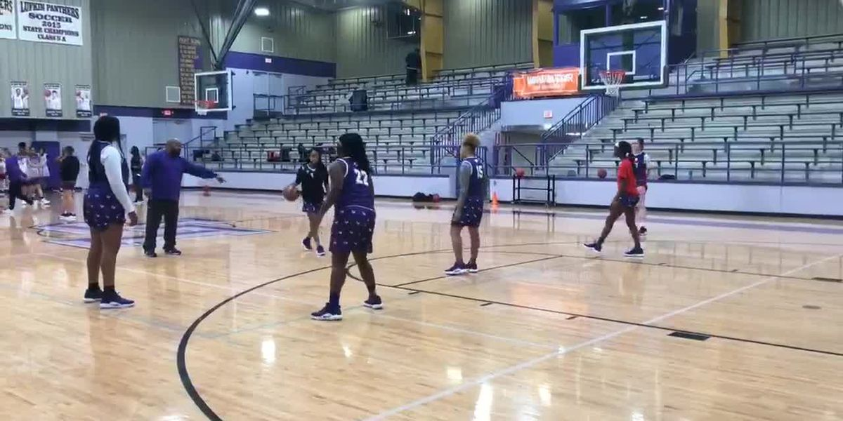 WEBXTRA: Lufkin Lady Pack looking to pick up fourth district championship