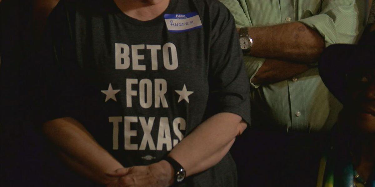 El Paso U.S. Representative brings senate campaign to Lufkin