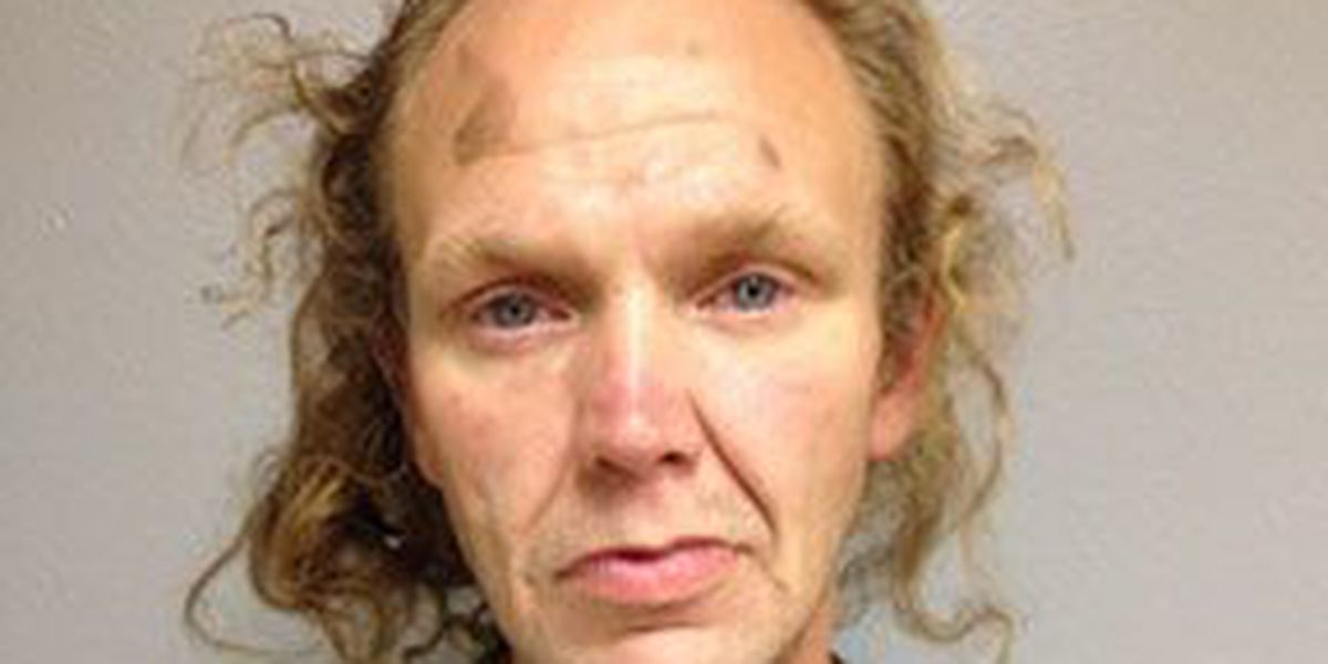 Trinity man arrested for meth possession for 2nd time in 2 weeks