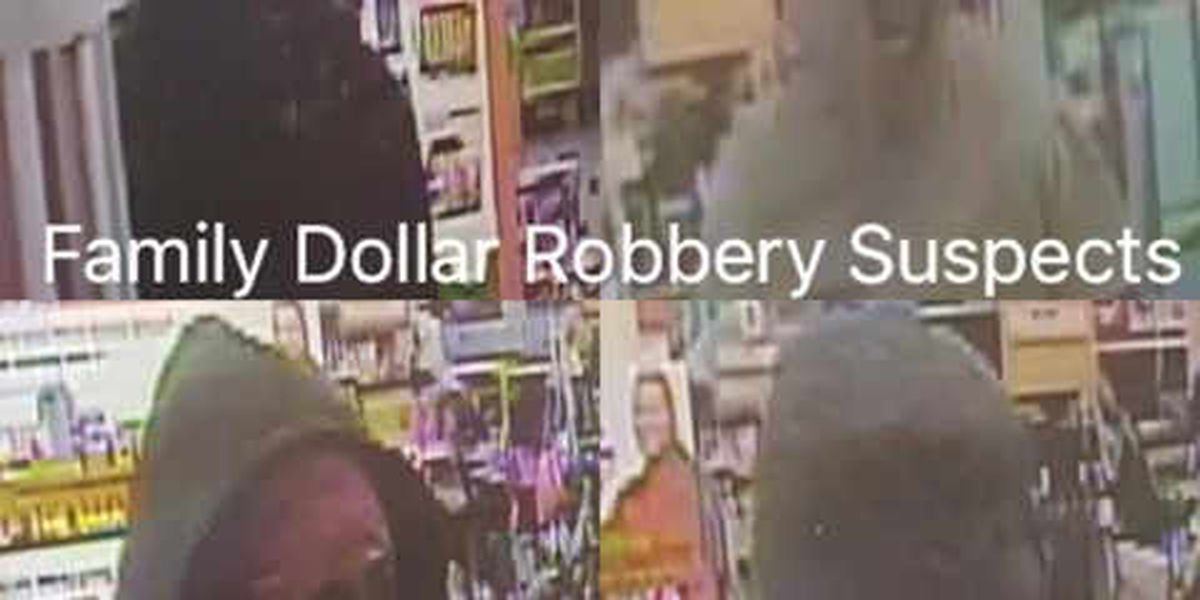 Angelina County grand jury indicts 3 of 4 suspects in 2016 Family Dollar robbery