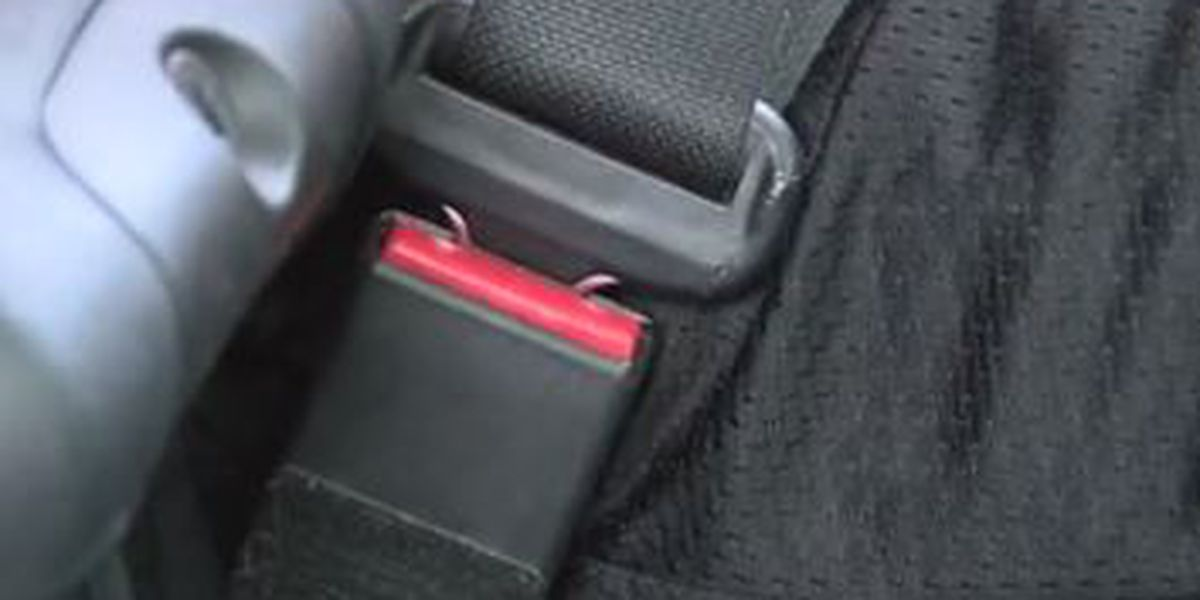 Annual TxDOT campaign reminds Lufkin students to 'Click it or Ticket'