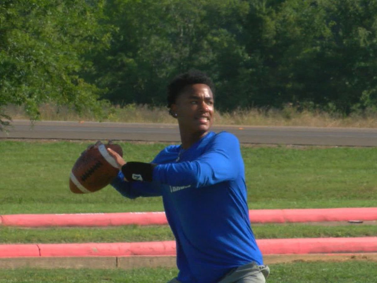 Lufkin, Crockett ready to make noise at 7-on-7 state tournament