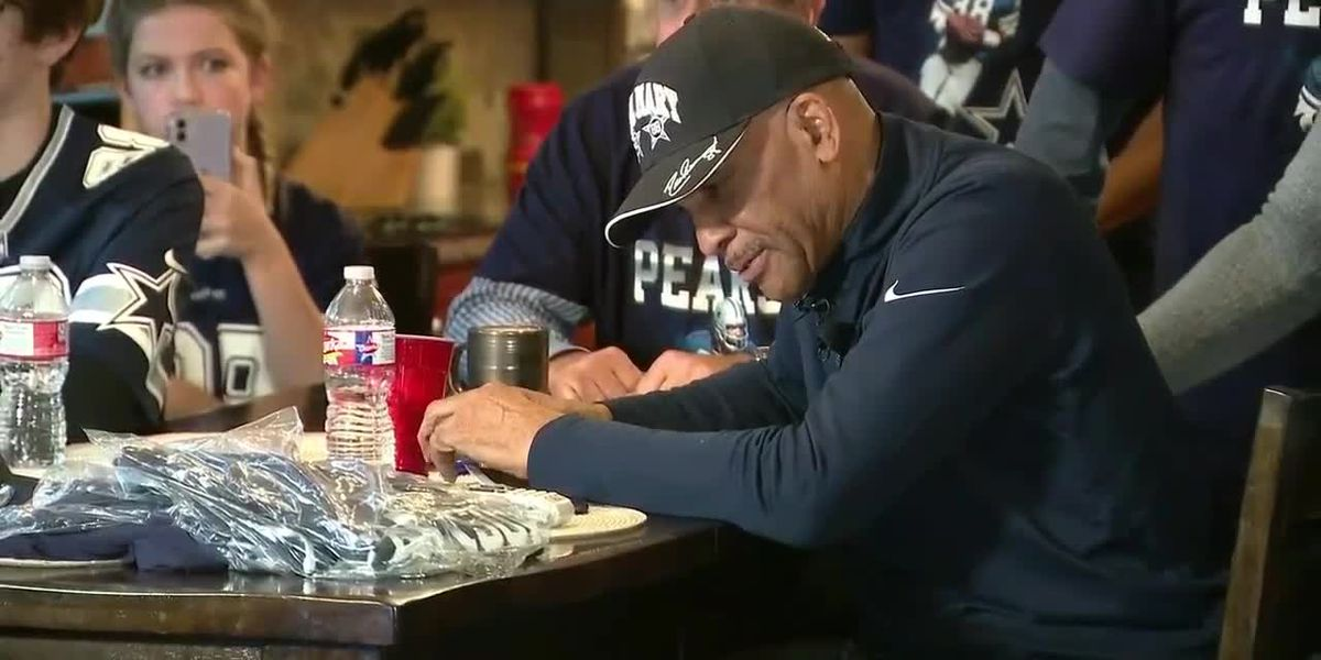 After January snub, Cowboy great Drew Pearson finally on the road to the Hall of Fame