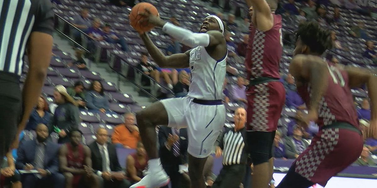 SFA's Kevon Harris optimistic about basketball future