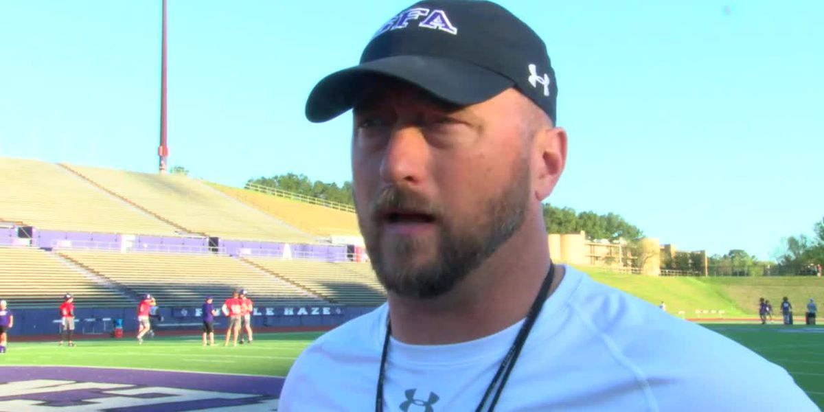 RAW: Interview with Coach Colby Carthel