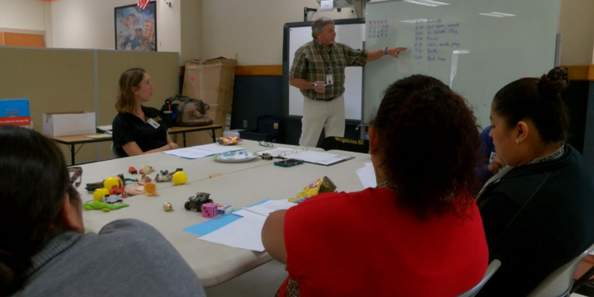 Nacogdoches ISD workshop offers tools to empower parents at home