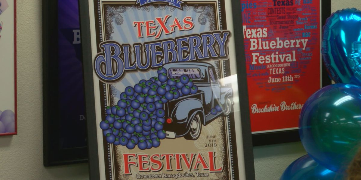 Nacogdoches hosts 30th Texas Blueberry Festival thanks to volunteers