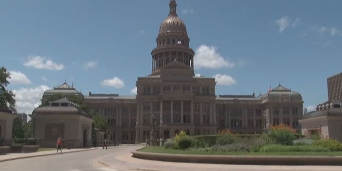 Angelina County officials go to Austin