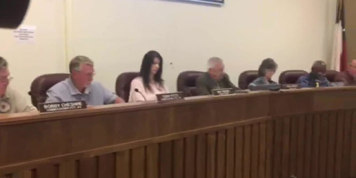Angelina County commissioners table petition for new emergency services district