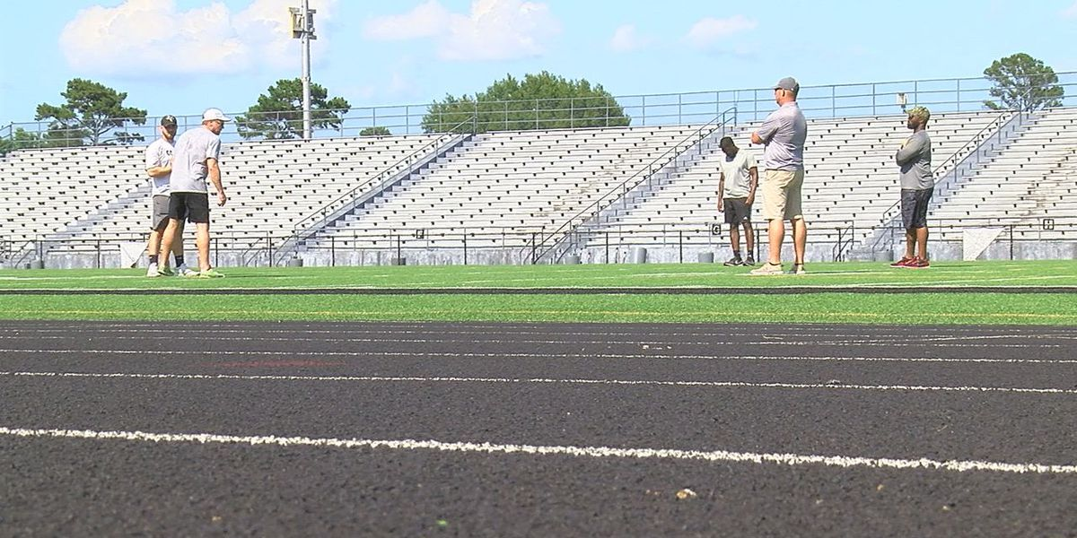 High school athletes head back to school Monday for voluntary summer workouts