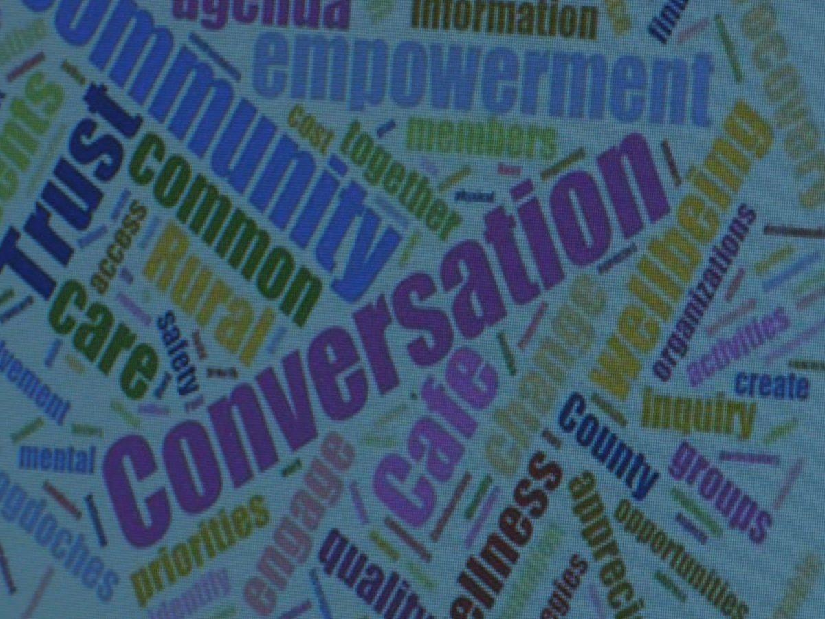 Conversation Cafe in Nacogdoches encourage productive conversation