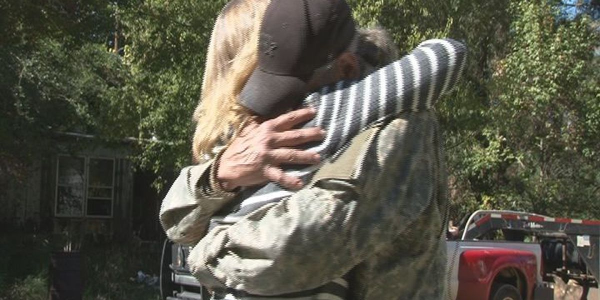 Community rallies to help 2 Shelby Co. veterans get a new home