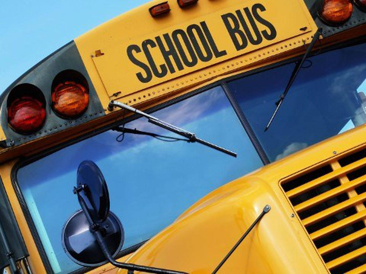 3 students taken to hospital after Hudson ISD bus rear-ended, no serious injuries reported