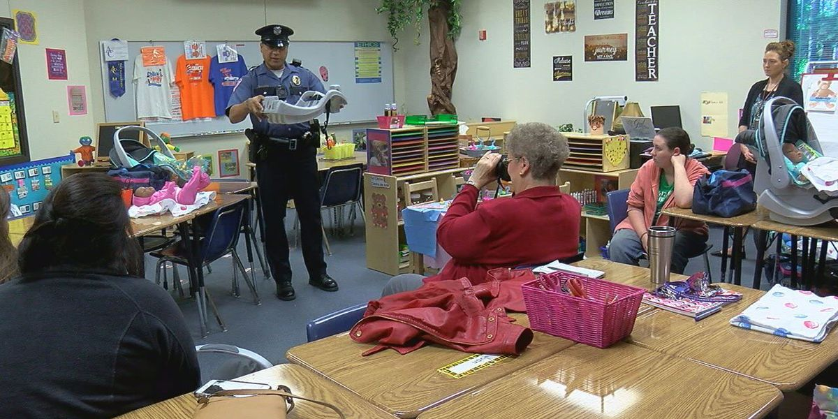 AC Students get advice from LPD on child safety