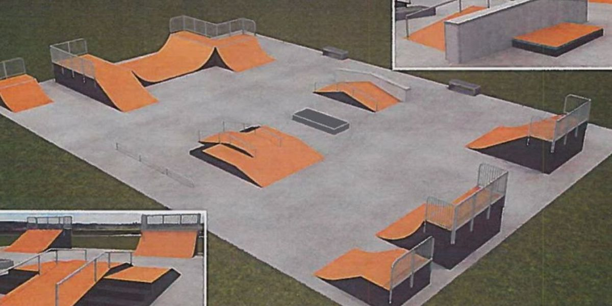Lufkin officials willing to work with residents over alternate skatepark design