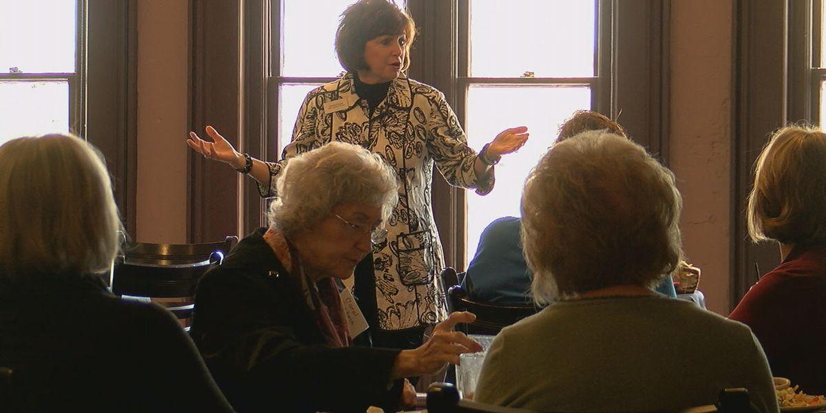 Power of Prayer: 'She Studies Downtown' women's bible study