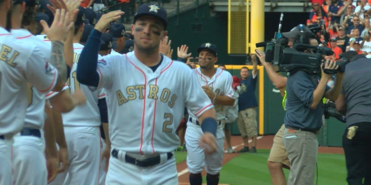 After road trip, Houston Astros return home to red carpet treatment