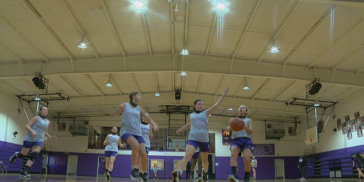 Douglass Lady Indians looking for perfect regular season mark on Tuesday night