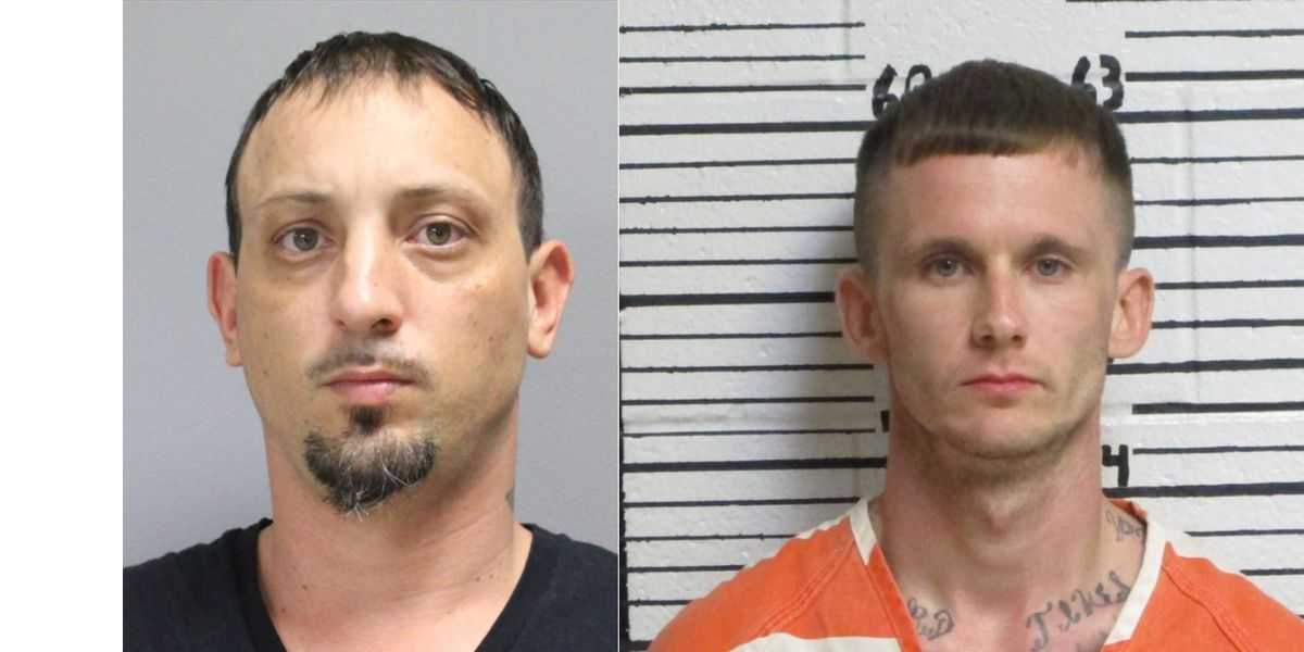 2 escaped Tyler County Jail inmates in custody