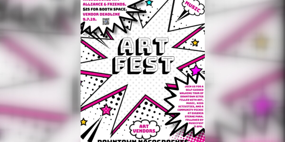 Downtown Nacogdoches to host first-ever regional Art Fest weekend