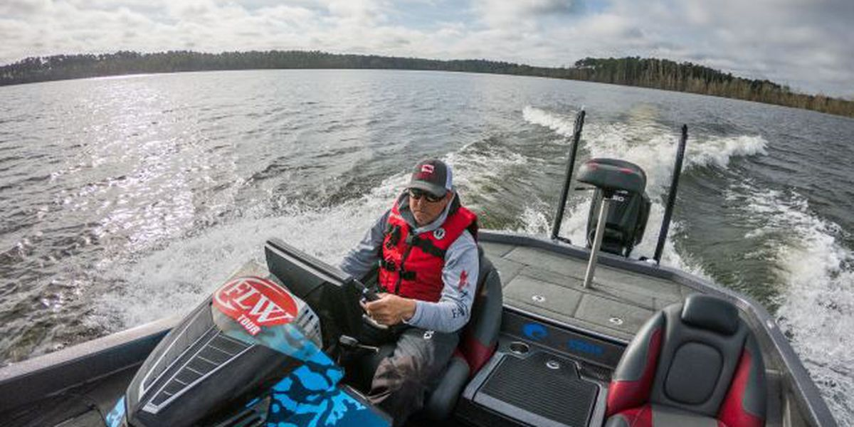 FLW pros ready to tackle challenges of Rayburn