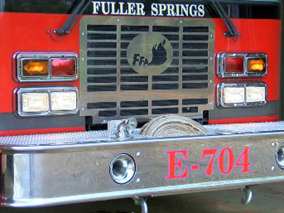 Fuller Springs VFD creates Junior Program