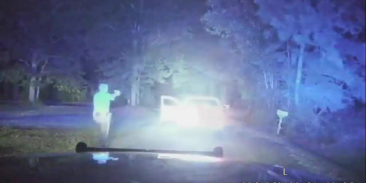 Lufkin police release video from car chase through neighborhood