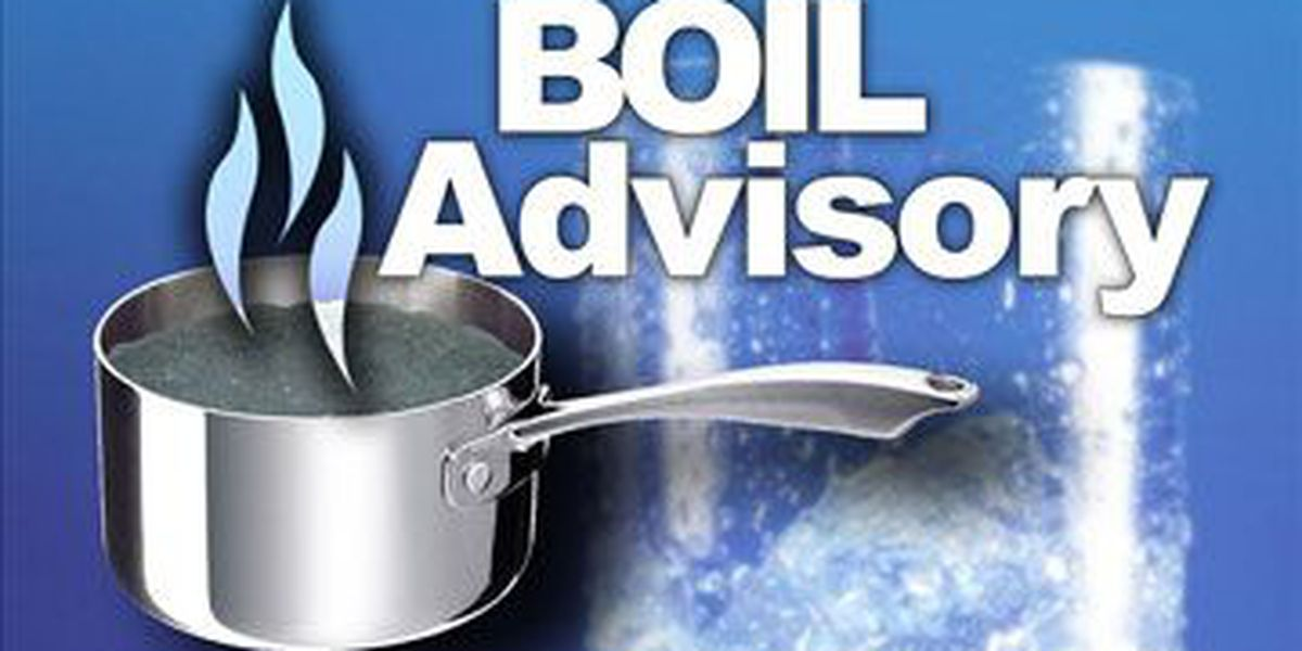 Pollok-Redtown WSC issues boil-water notice