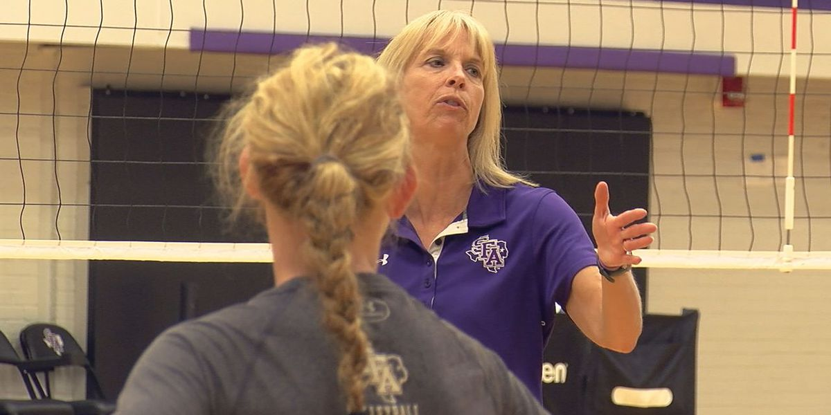 SFA Volleyball ready for home court advantage