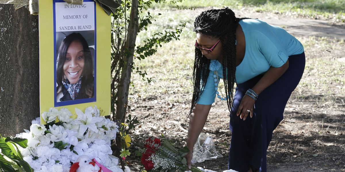 Sandra Bland's own video of 2015 Texas traffic stop surfaces
