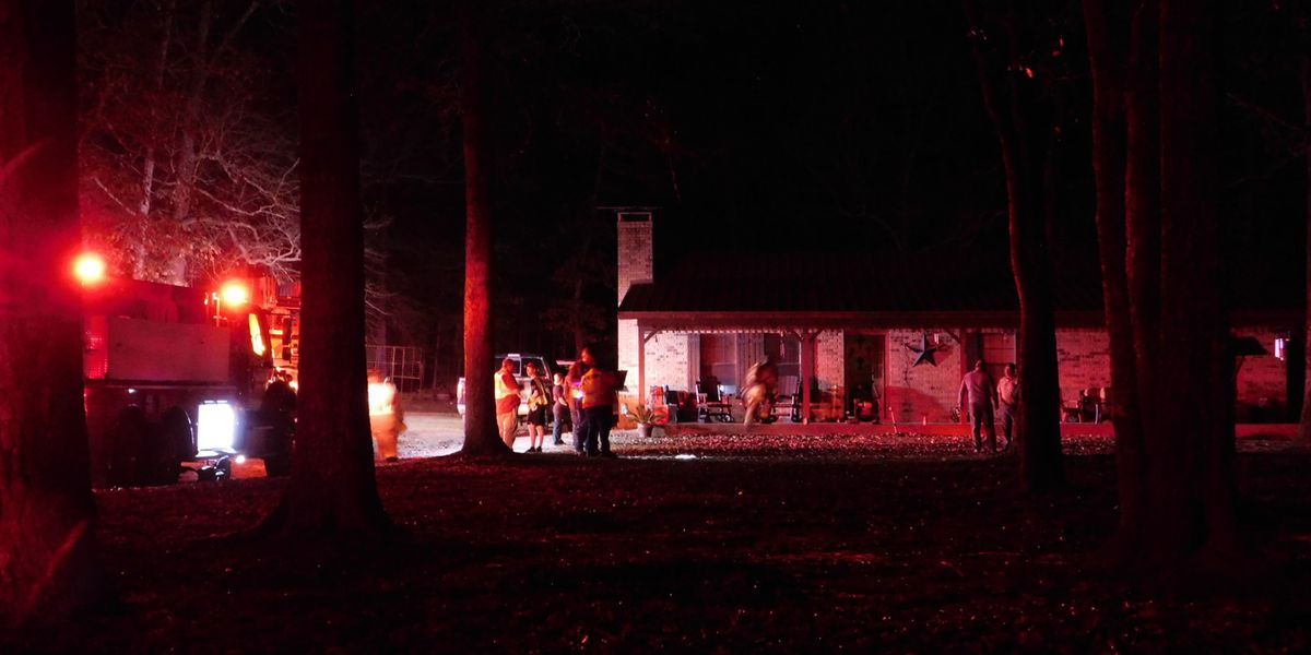 Hudson Fire crew: Flames came from home's electrical panel