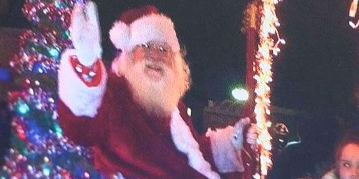 Nacogdoches' Nine Flags Christmas Parade canceled