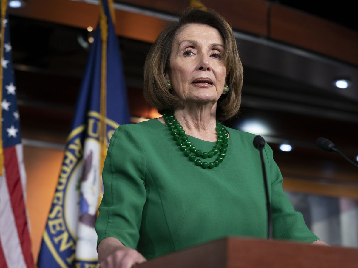 Pelosi officially postpones Trump address
