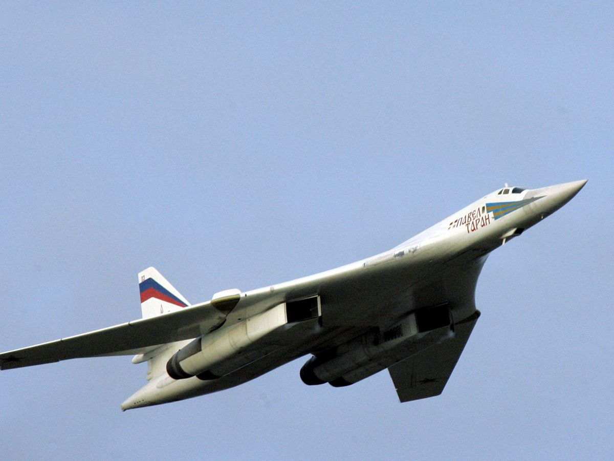 Russian nuclear-capable bombers fly over Caribbean Sea