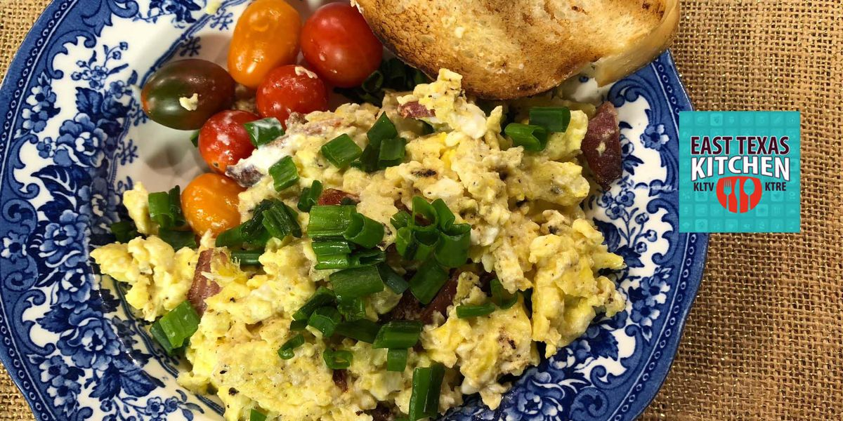 Chef Bourdain's perfect scrambled eggs