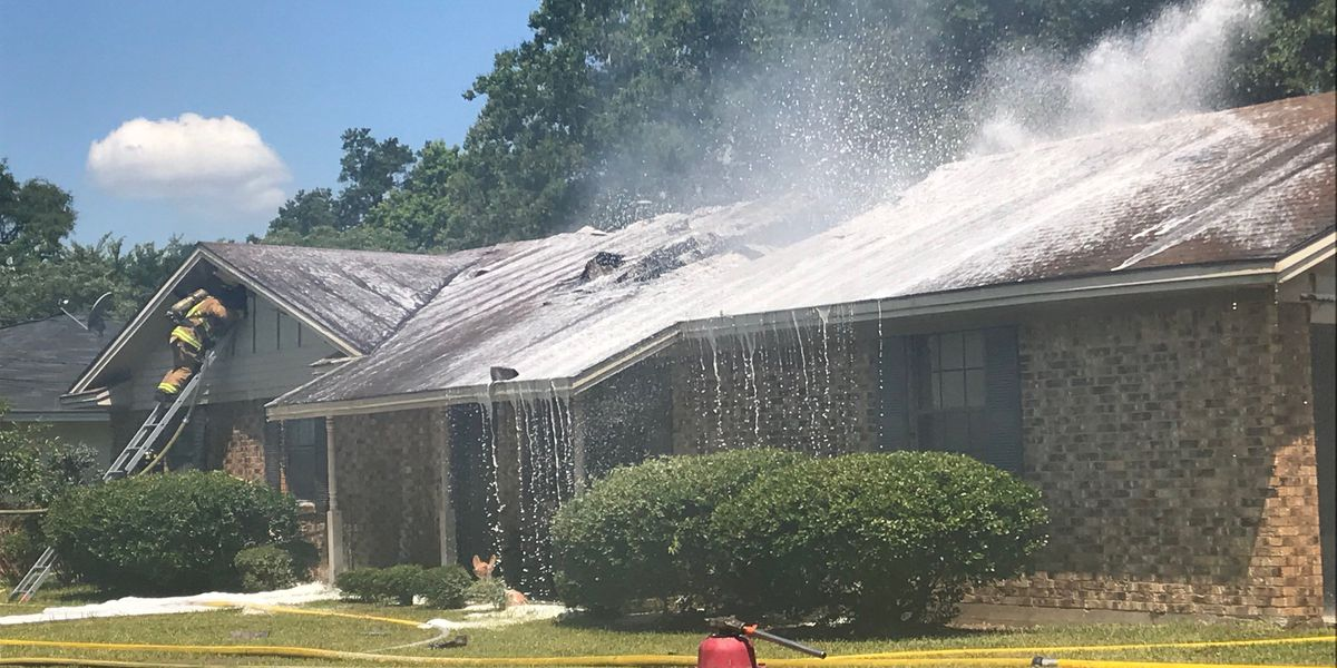 Crews respond to Lufkin house fire, cause remains under investigation
