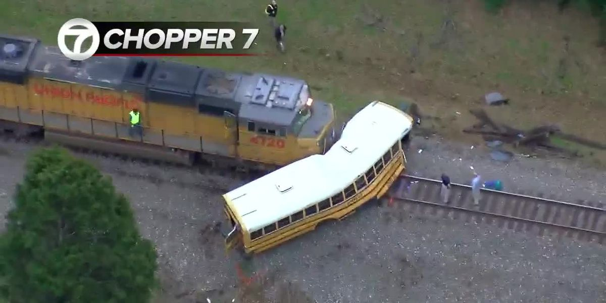 Athens police release crash report on deadly school bus, train collision