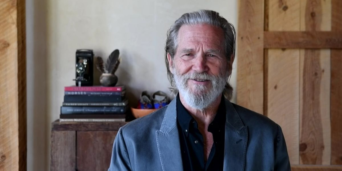 Jeff Bridges says he has lymphoma, cites good prognosis